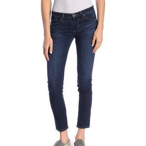 AG Stilt Cigarette Leg Dark Wash Jeans